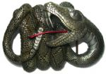 Rattle Snake (cut out) Belt Buckle